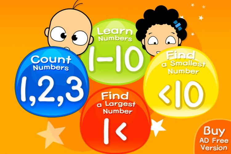 Kids Learn Numbers