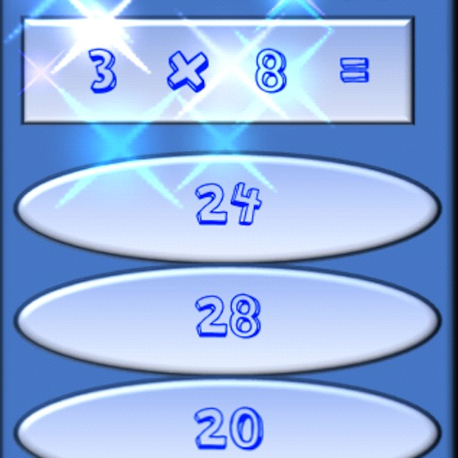 Brain Game 9 Times Tables