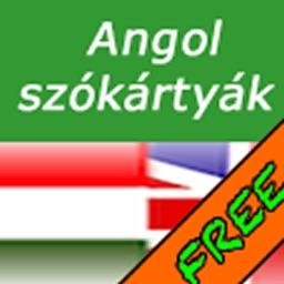 Angol Szókártyák - Ingyenes verzió