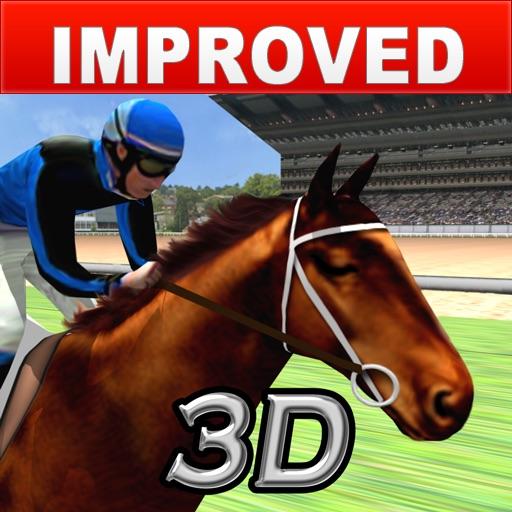 Virtual Horse Racing 3D Review
