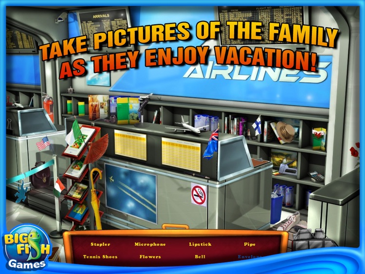 Family Vacation: California HD screenshot-4