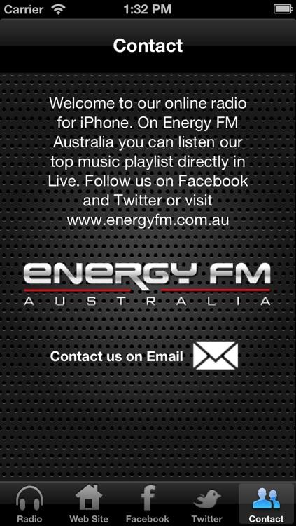 Energy FM Australia screenshot-4