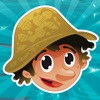 Fishing game for children age 2-5: Fish puzzles, games and riddles for kindergarten and pre-school