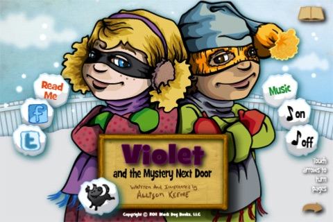Violet and the Mystery Next Door - Interactive ...