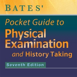 Bates' Pocket Guide to Physical Examination - Complete Medical Reference Textbook