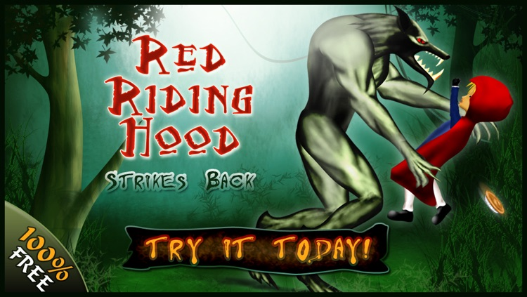 Red Riding Hood Strikes Back screenshot-0