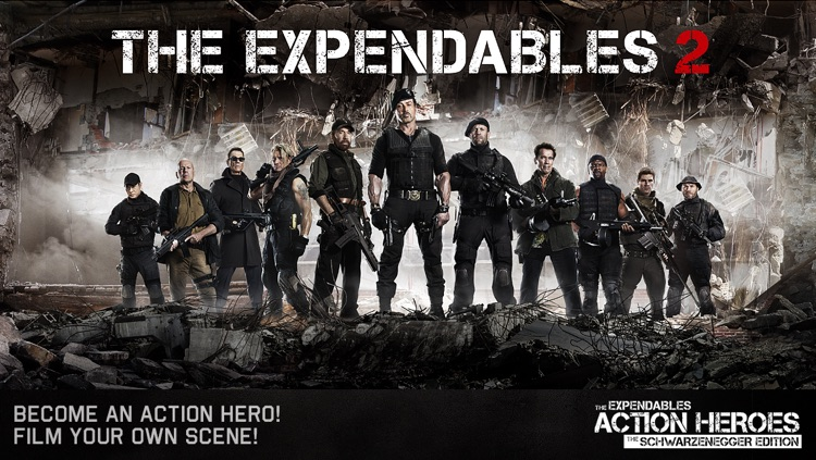 The Expendables 2 Infinite Trailer