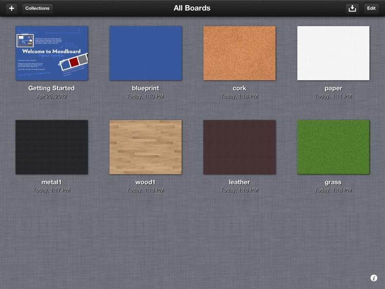 Moodboard screenshot-4