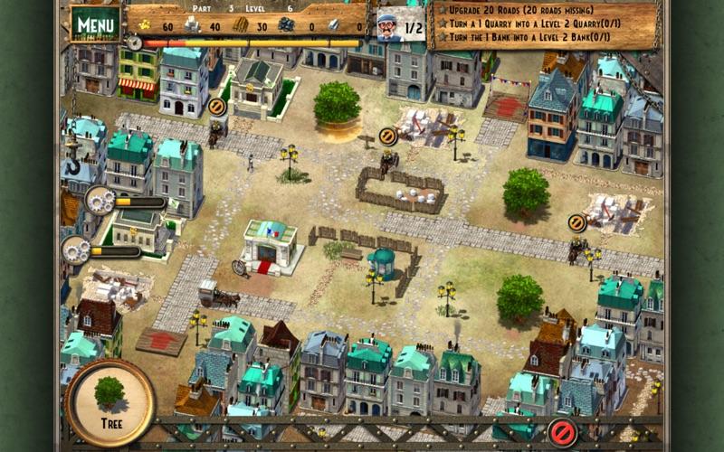 Monument Builders: Eiffel Tower™ screenshot 4