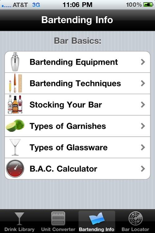 Bartender screenshot-3