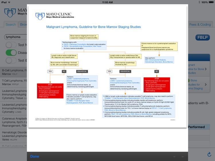 Lab Catalog for iPad screenshot-4