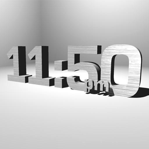 3D Clock HD