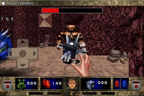 DOOM II RPG screenshot-4