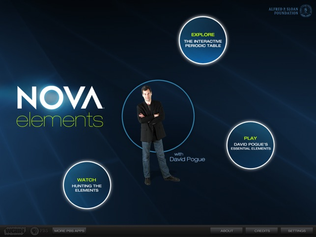 Nova elements on the app store ipad screenshots urtaz Images