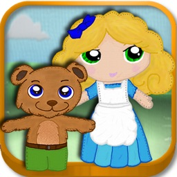 Goldilocks and the Three Bears - The Puppet Show  - Lite