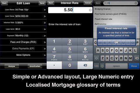 iHome - Loan, Mortgage and Property Analysis screenshot-3