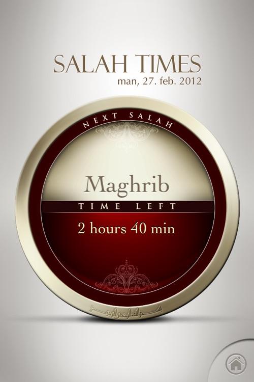 Salah Times & Compass screenshot-3