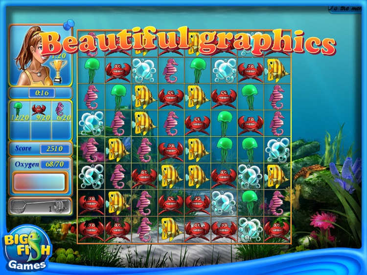 Tropical fish shop annabel s adventure hd by big fish for Tropical fish shop