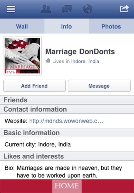 Marriage DOs and Don'ts screenshot-4