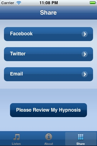 My Hypnosis Weight Loss Lite Version screenshot-4