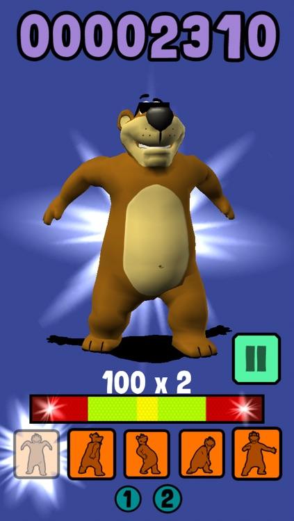 Gangnam Bear screenshot-4