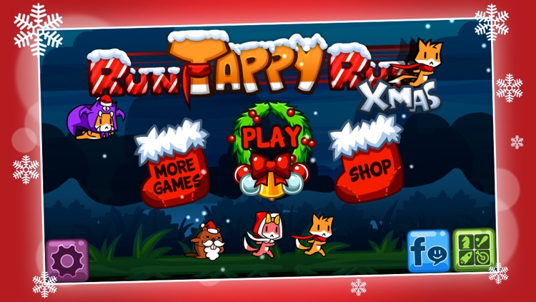 Run Tappy Run Xmas - Christmas Mission screenshot-4