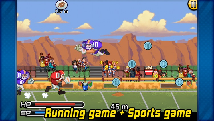 Football Hero screenshot-1