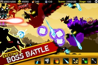 Dinosaur Slayer Lite Screenshot on iOS