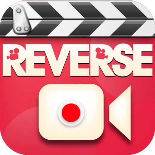 Reverse Camera Fun iOS App