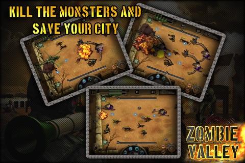 Zombie Valley screenshot 4
