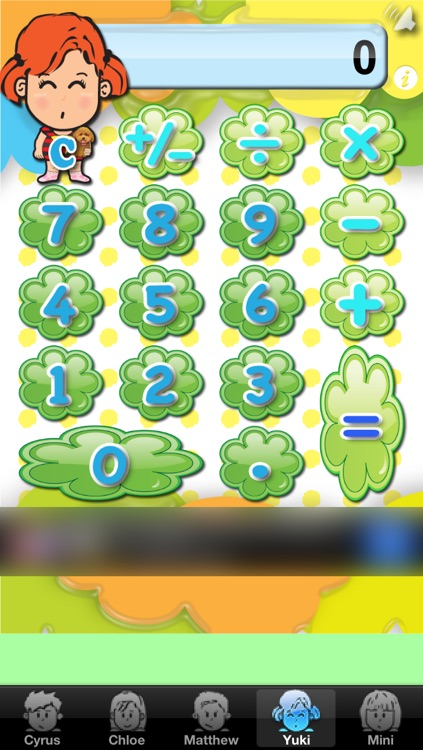 Mini Friends Calculator Free screenshot-3