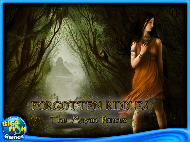 Forgotten Riddles: The Mayan Princess HD (FULL)