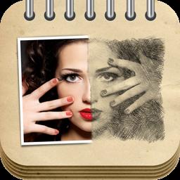 Ícone do app PicSketch