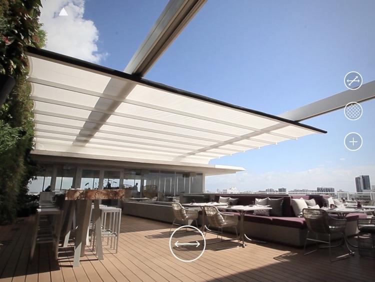 En-Fold Fabric Roof