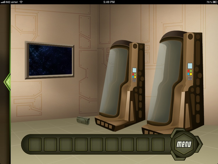 Escape From Space Ship screenshot-3