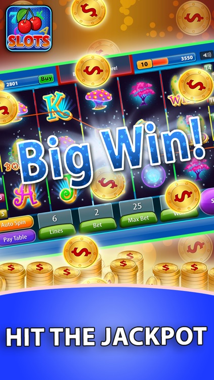 Big Casino Slots - Win Iceberg Of Gold Coins By Lucky Slot-Machines