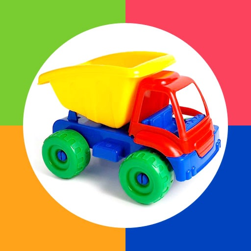Toddler Games Toys by Photo Touch icon