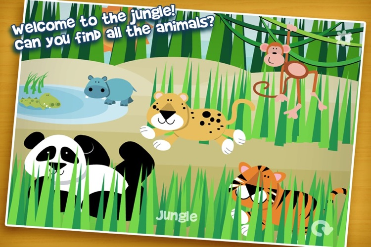 Picture Book of Animals - for kids and toddlers screenshot-4