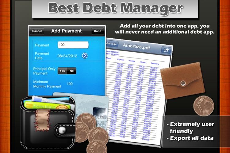 Best Debt Manager