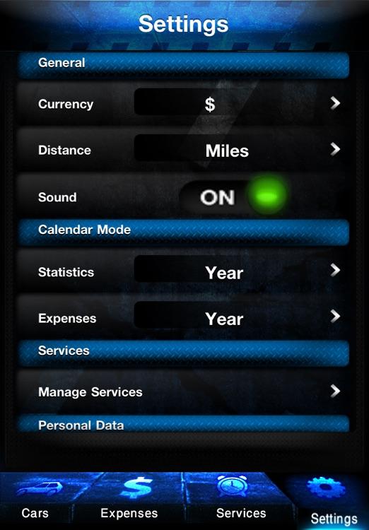 Car Xpenses - Manage car maintenance screenshot-3