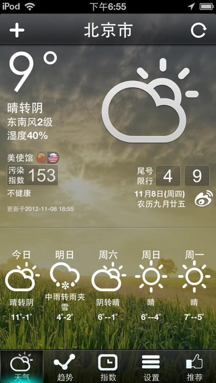 梦工厂天气