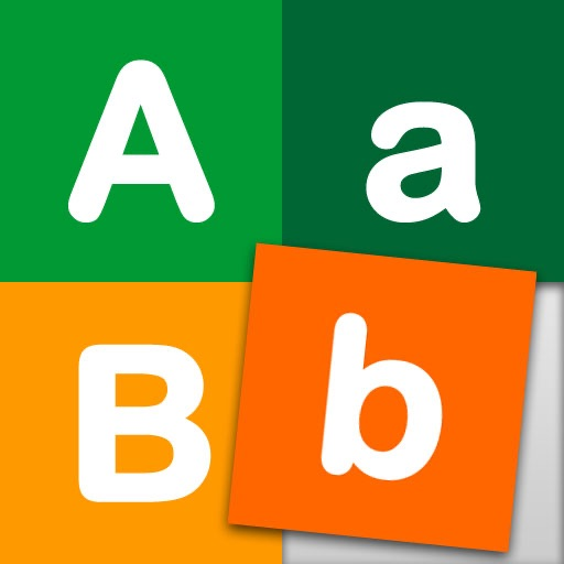 Little Matchups ABC - Alphabet Letters and Phonics Matching Game