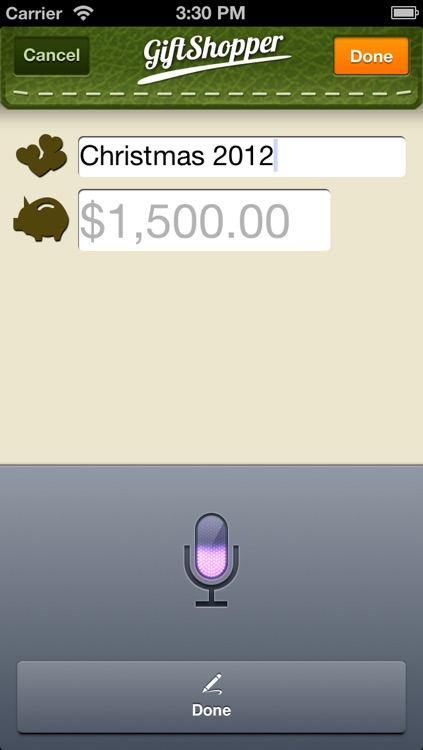 GiftShopper screenshot-3