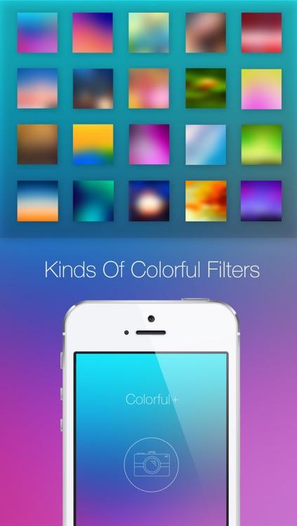 Colorful Pro - Camera,Ultraviolet,Beautiful,HD,Selfie,Aperture,Capture,HDR,SLR