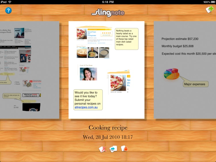 sling Note - Web Clipping the Easy Way screenshot-4