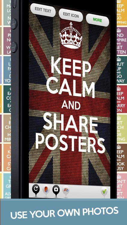 Calm It! - Keep Calm & Make your Own Carry On Funny Posters and Share
