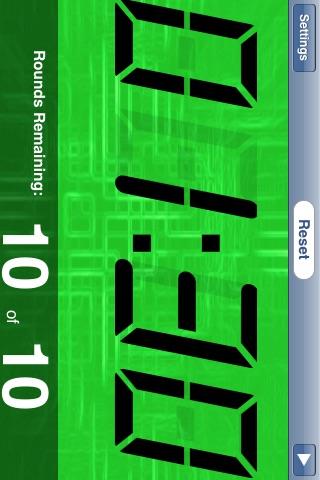 Power! Hour--- a round timer screenshot-4
