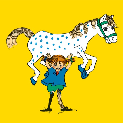Do you know Pippi Longstocking? For iPhone