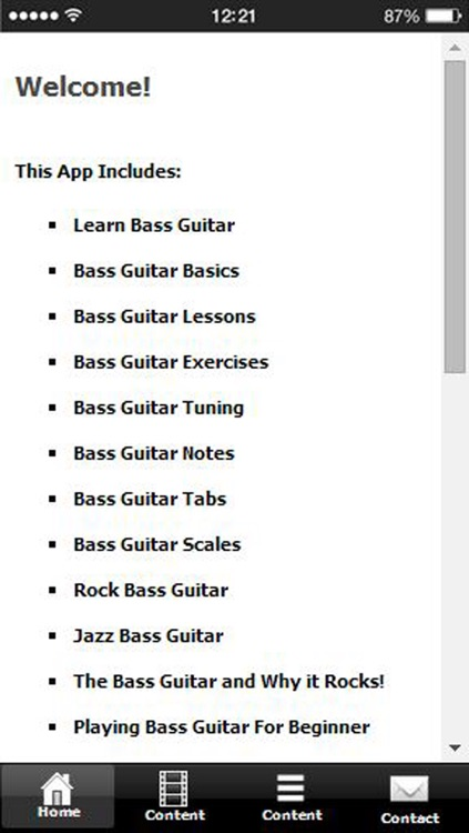 Learn Bass Guitar - A Guide For Beginners