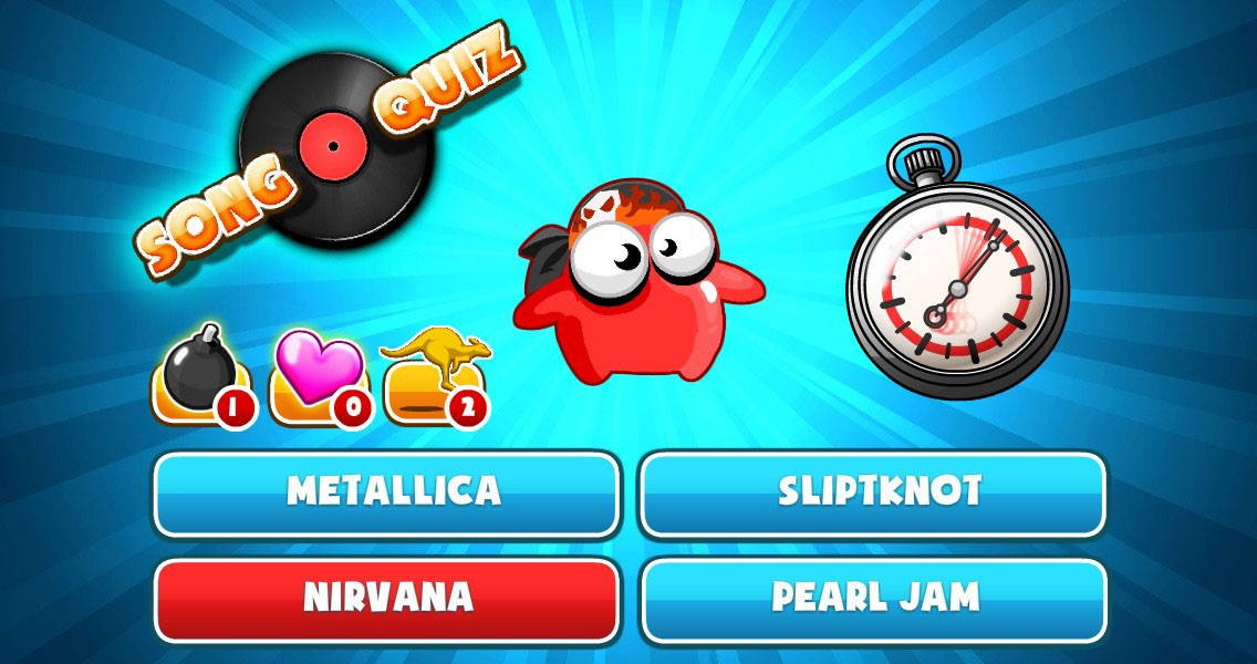Song Quiz, Guess Radio Music Game Screenshot